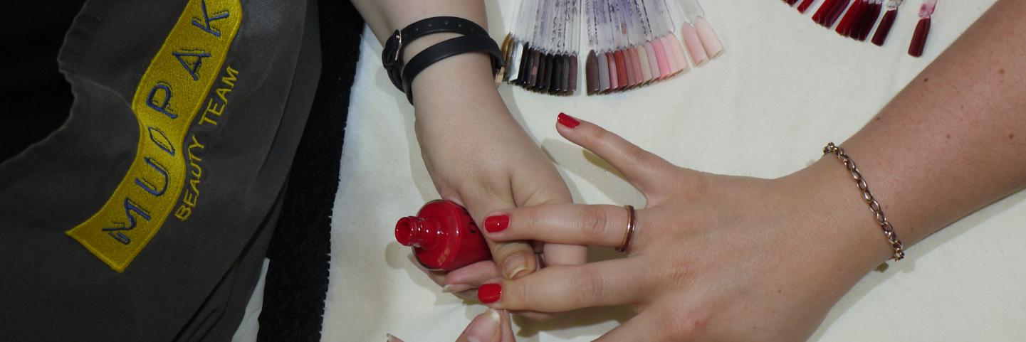 O.P.I or CND Shellac Manicures?